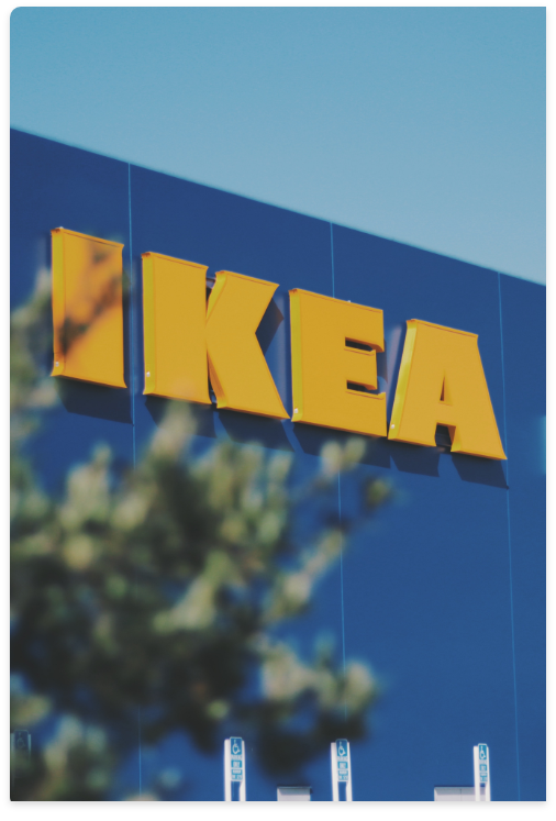 IKEA Commercial Building Signs by Toronto Custom Signs