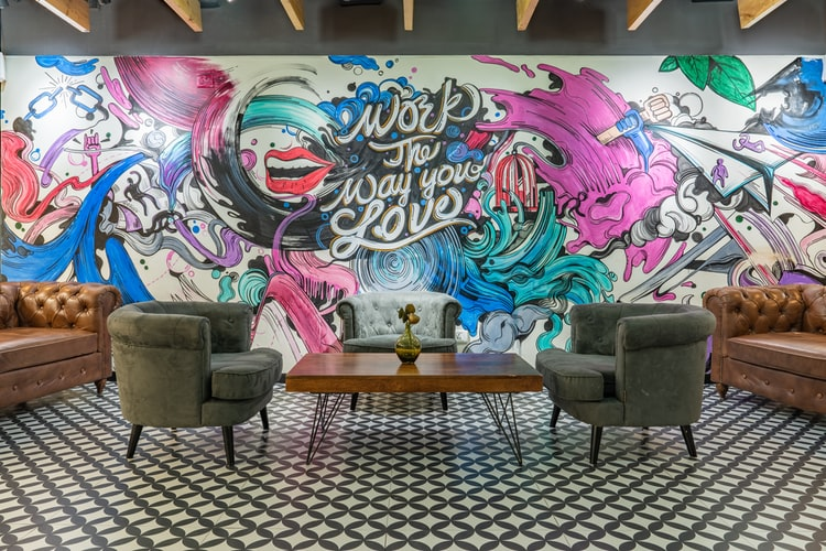 Decorating Wall Graphics for Office in Toronto